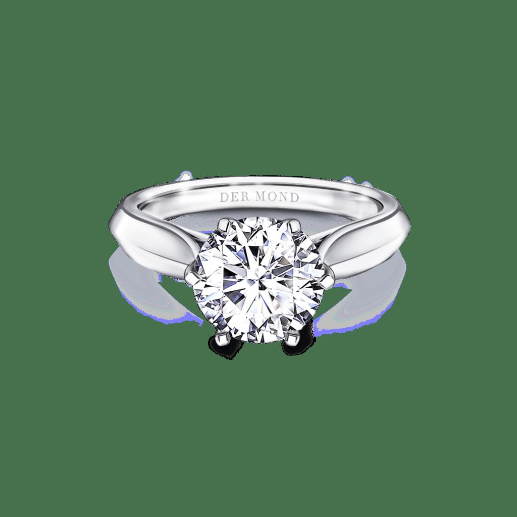 แหวนหมั้น_Golden Modern
