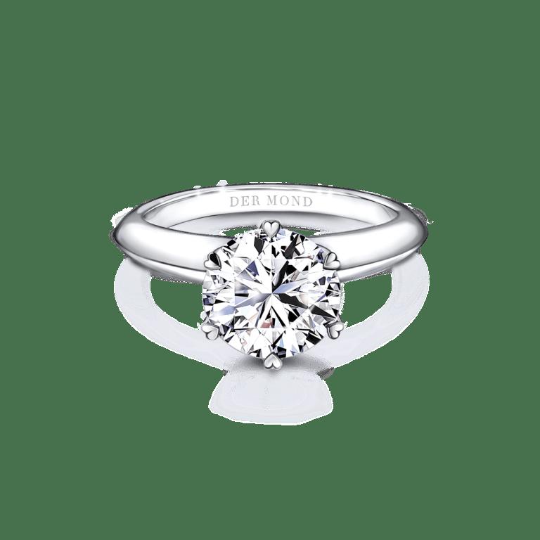 แหวนหมั้น_Heart Modern