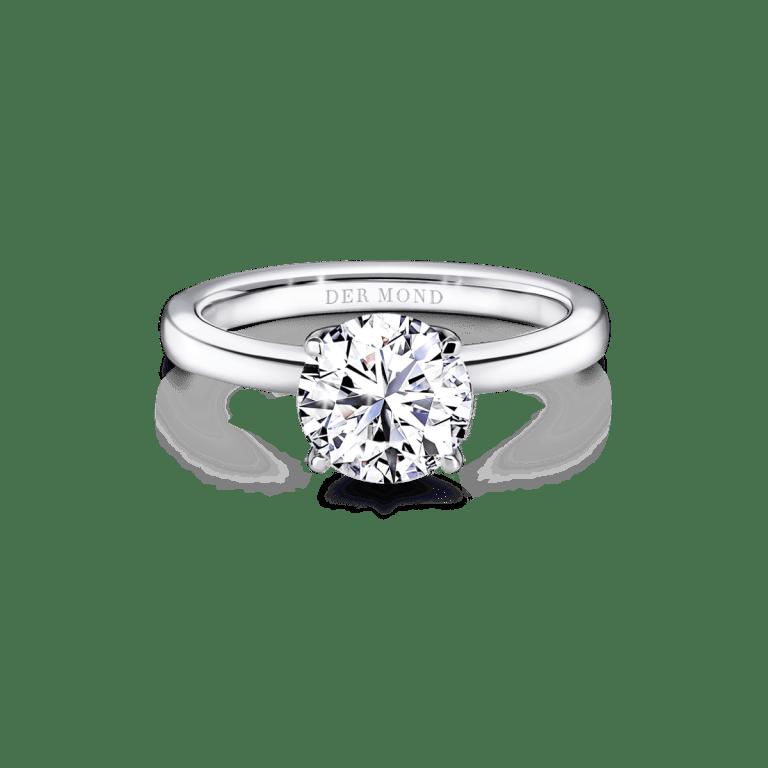 แหวนหมั้น_Italian Modern