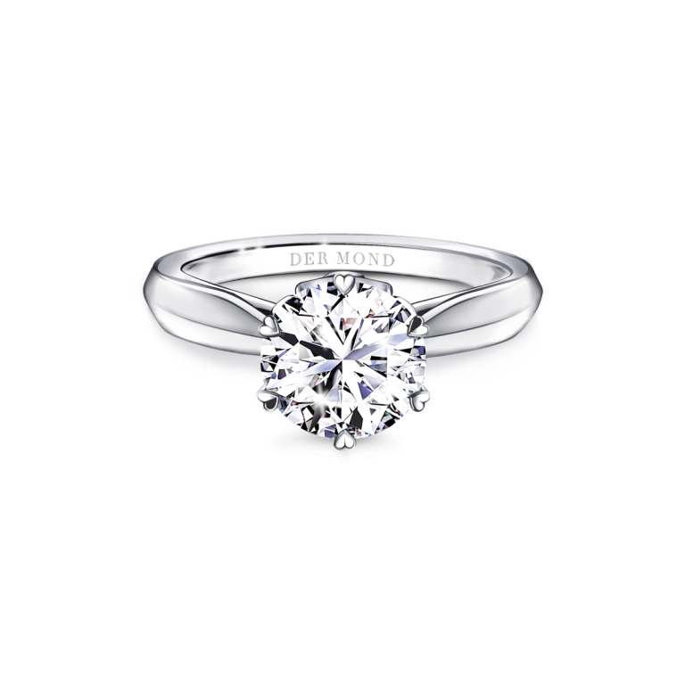 แหวนหมั้น_Princess Modern