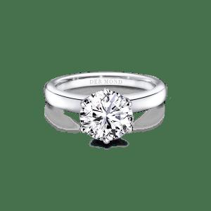 แหวนหมั้น_Square Modern