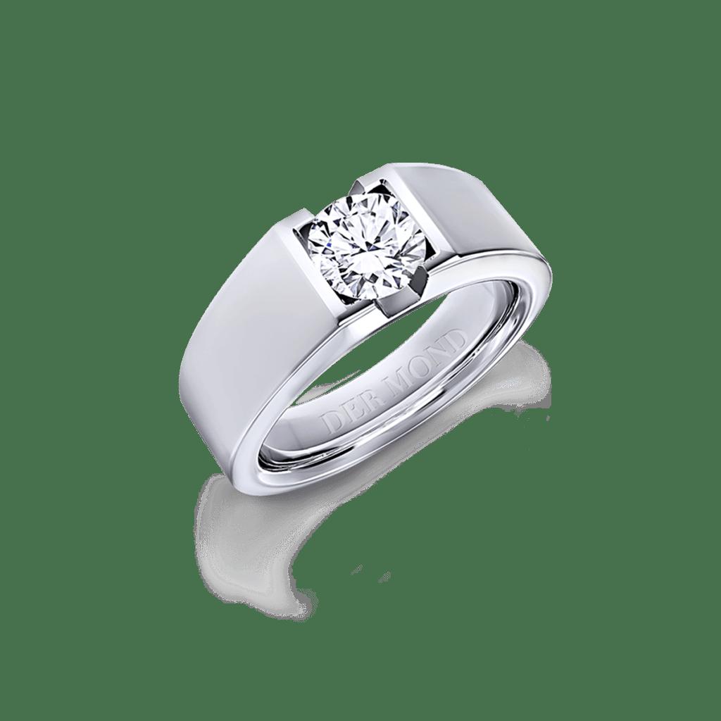 แหวนหมั้นชาย,แหวนหมั้น