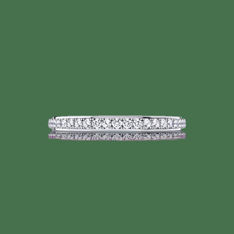 แหวนแต่งงาน Kira 0.005ct.