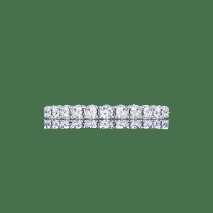 แหวนแต่งงาน Selene 0.02ct.