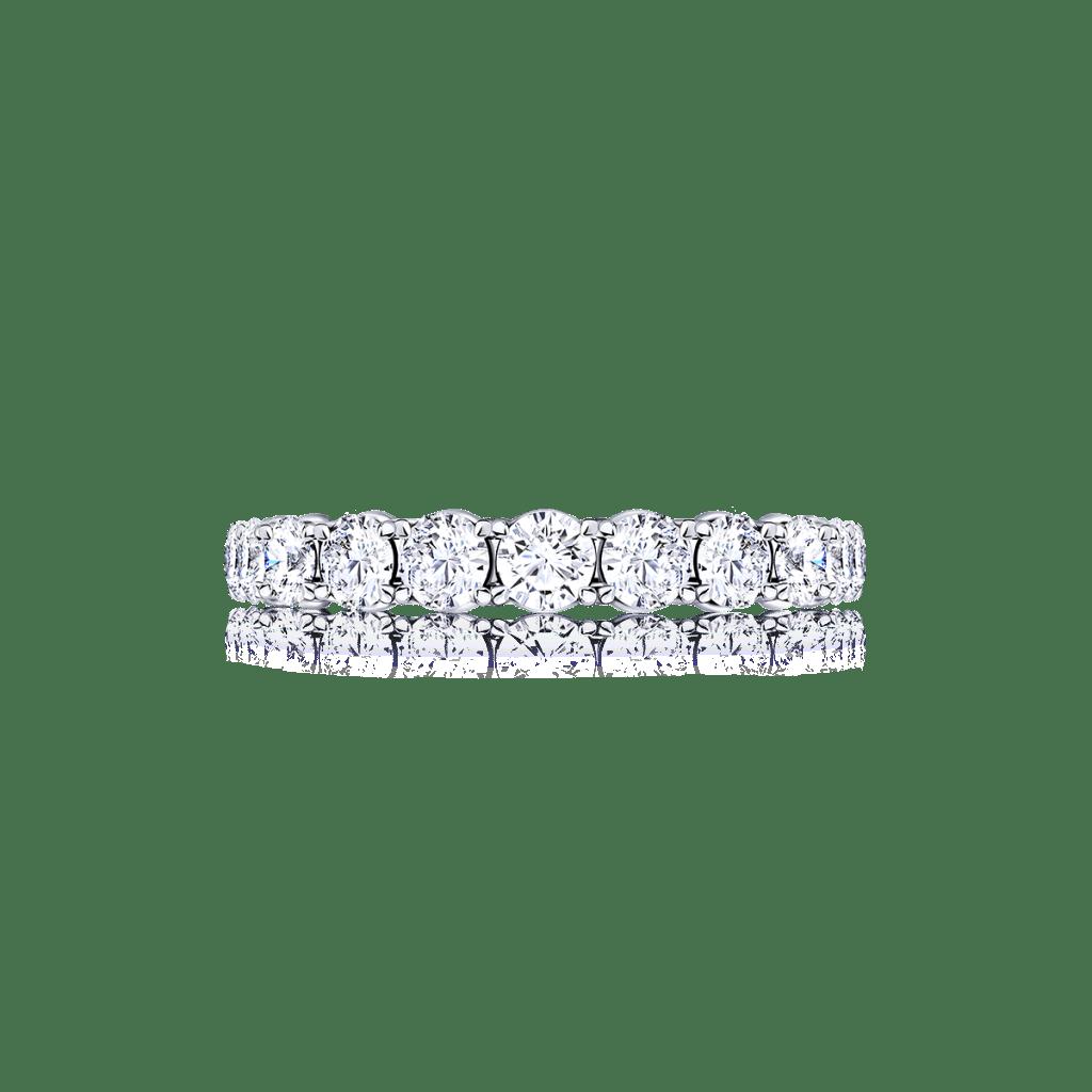 แหวนแต่งงาน Selene 0.07ct.