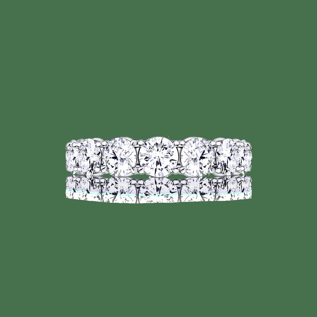 แหวนแต่งงาน Selene 0.20ct.