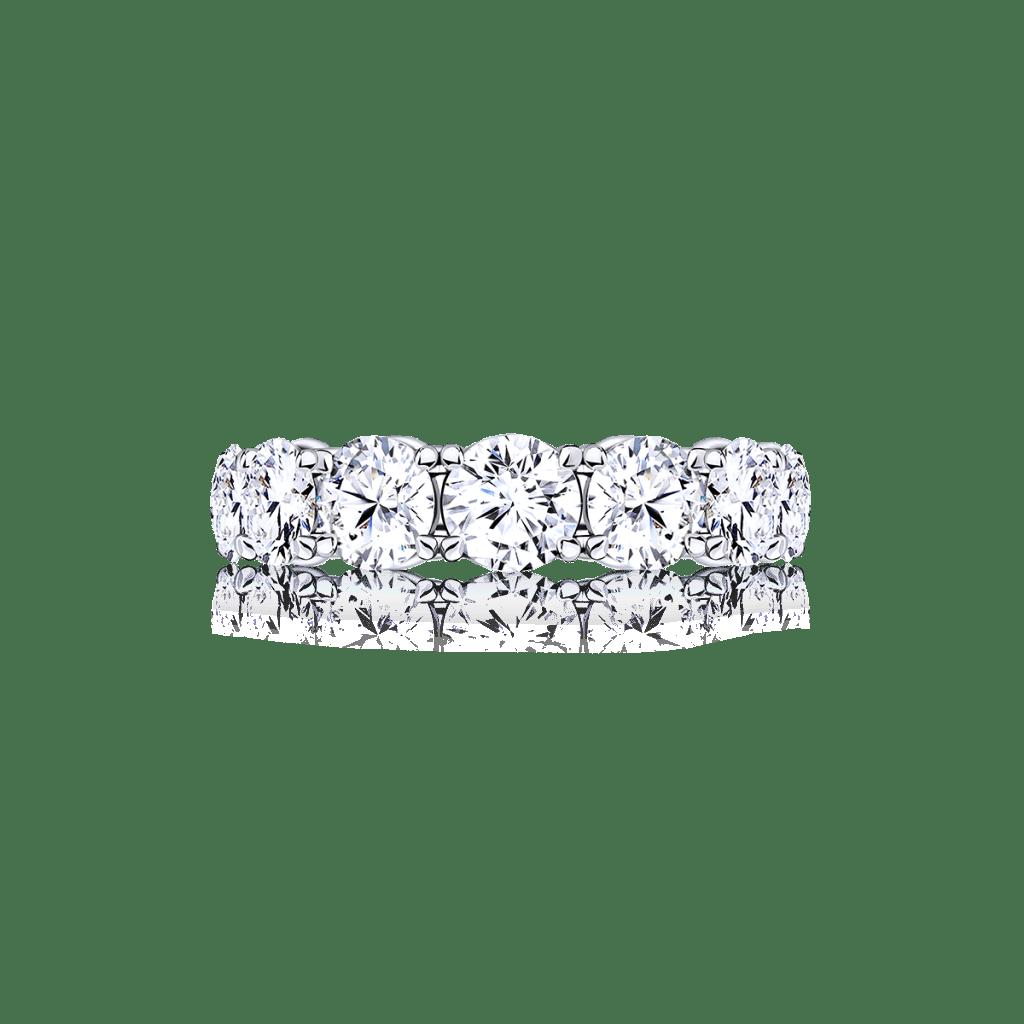 แหวนแต่งงาน Selene 0.30ct.