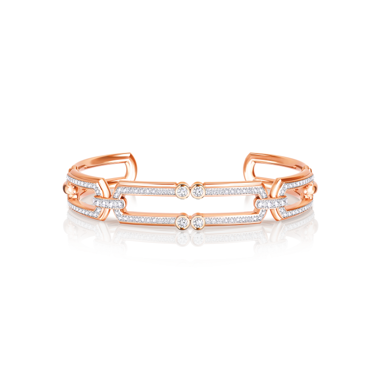 Deco Element bangle